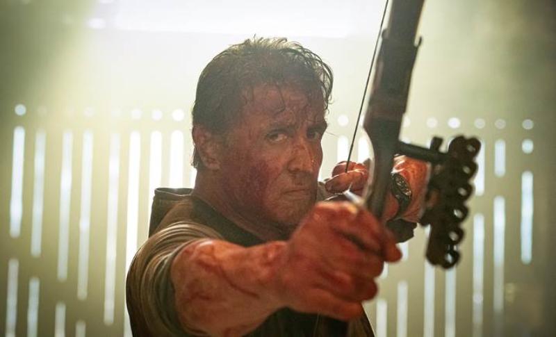 hình ảnh trong phim rambo hồi kết đẫm máu