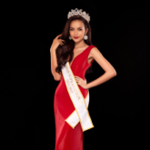 Hoa hậu Ngọc Châu khoe vẻ đẹp yêu kiều với chiếc vương miện Hoa hậu Siêu quốc gia Châu Á 2019