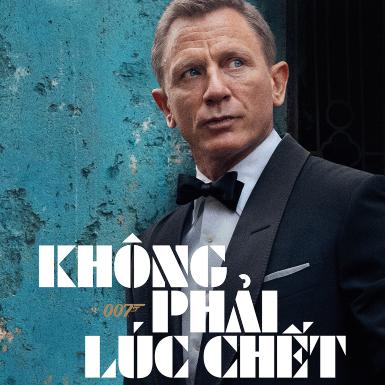 Daniel Craig thủ vai James Bond lần cuối trong bộ phim thứ 25 về điệp viên 007