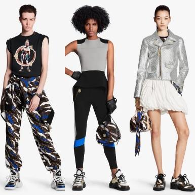 """Louis Vuitton """"bắt tay"""" cùng Liên minh Huyền thoại cho ra mắt những cực phẩm siêu chất"""
