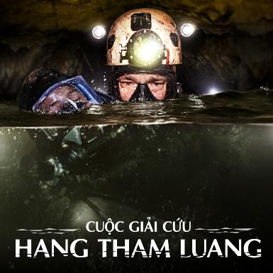 Cuộc giải cứu đội bóng nhí Thái Lan mắc kẹt trong hang động được tái hiện trên màn ảnh rộng