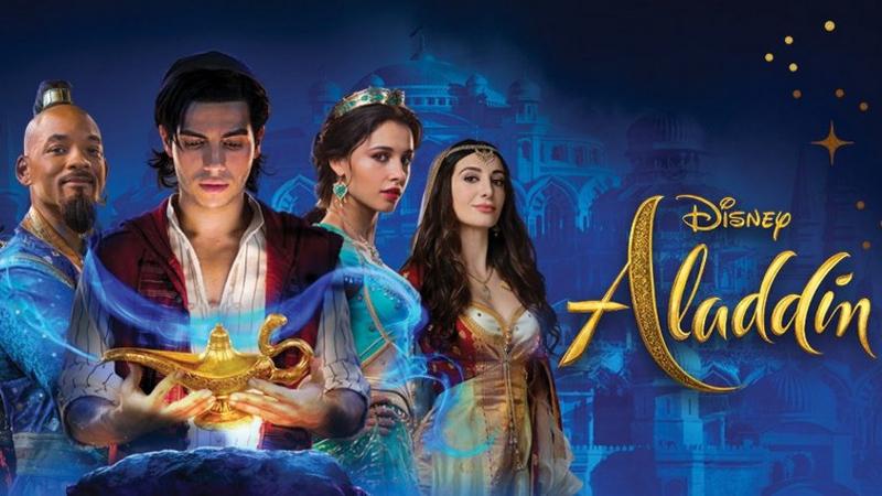 phim điện ảnh aladdin 2019