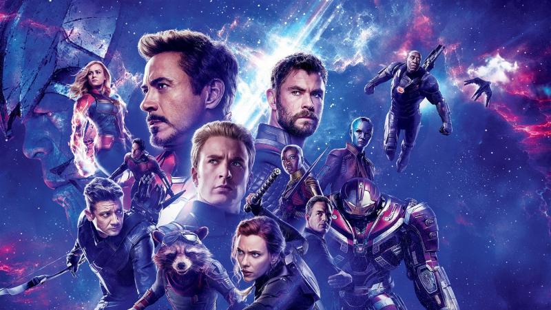 phim điện ảnh avengers endgame