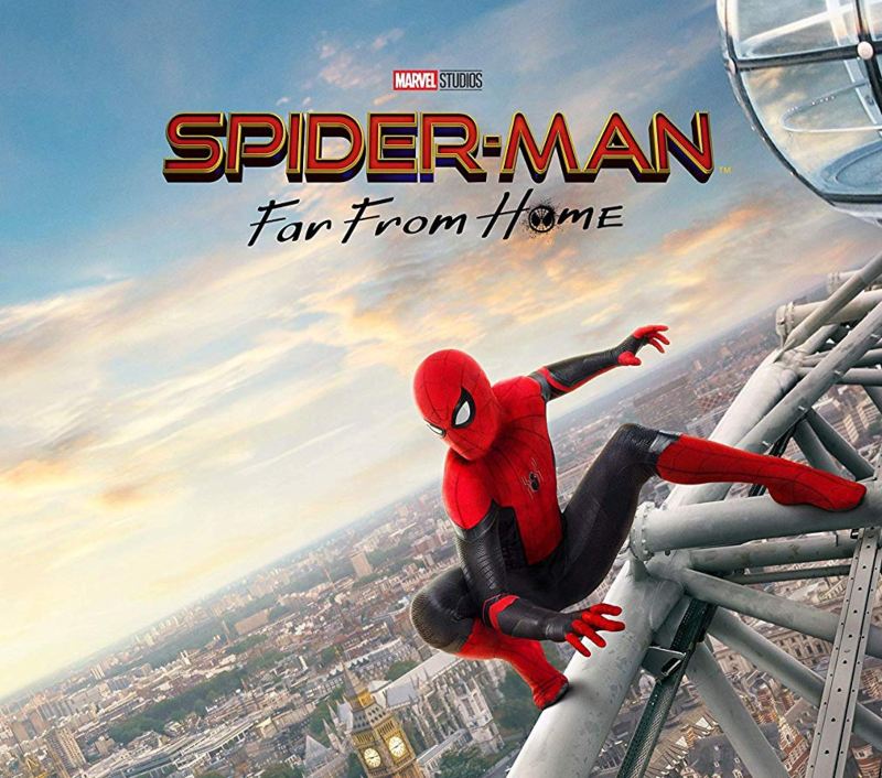 phim điện ảnh spider man far from home