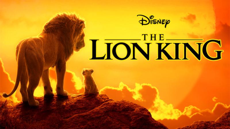phim điện ảnh the lion king