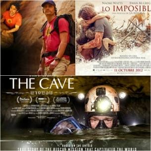Những bộ phim ngợi ca ý chí sinh tồn của con người trong hoàn cảnh hiểm nguy