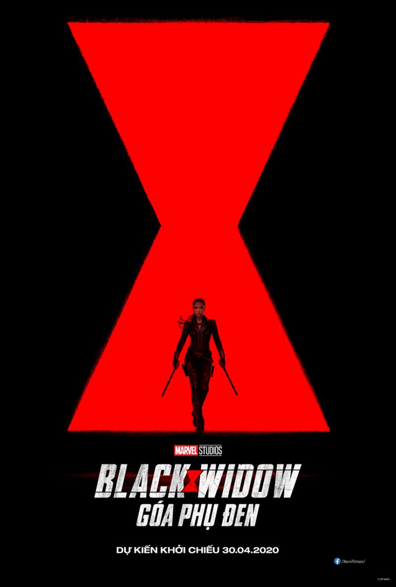 poster của phim góa phụ đen
