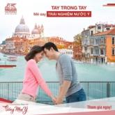 """Có một """"Italia thu nhỏ"""" đầy ngọt ngào giữa lòng Sài Gòn"""