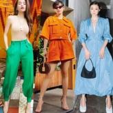 Street style ngập tràn sắc màu rực rỡ của dàn mỹ nhân Việt tuần qua