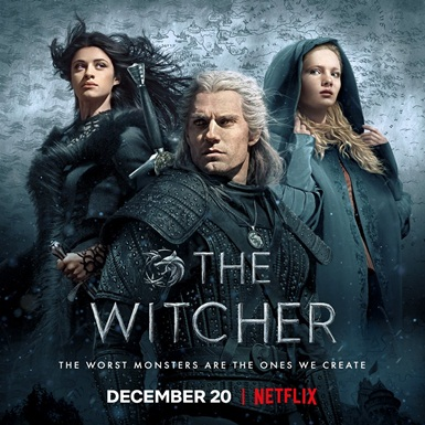 """""""The Witcher"""": Siêu phẩm kỳ ảo ngấp nghé ngôi vương của """"Game Of Thrones"""""""