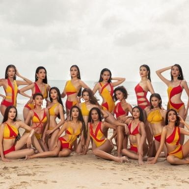 Ấn tượng cùng bộ ảnh bikini mang chủ đề bảo vệ môi trường của thí sinh Hoa hậu hoàn vũ Việt Nam 2019