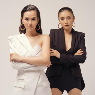 """Võ Hạ Trâm, Tiêu Châu Như Quỳnh tung bộ ảnh thời trang lấy cảm hứng từ """"Nữ Hoàng Băng Giá 2"""""""