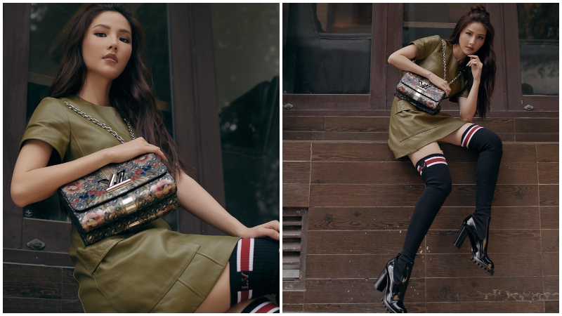 xu hướng thời trang 2019 - diễm my 9x