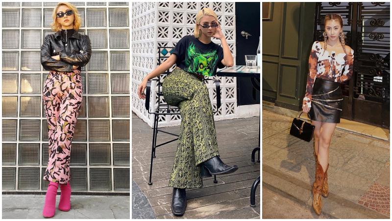 xu hướng thời trang 2019 - quỳnh anh shyn