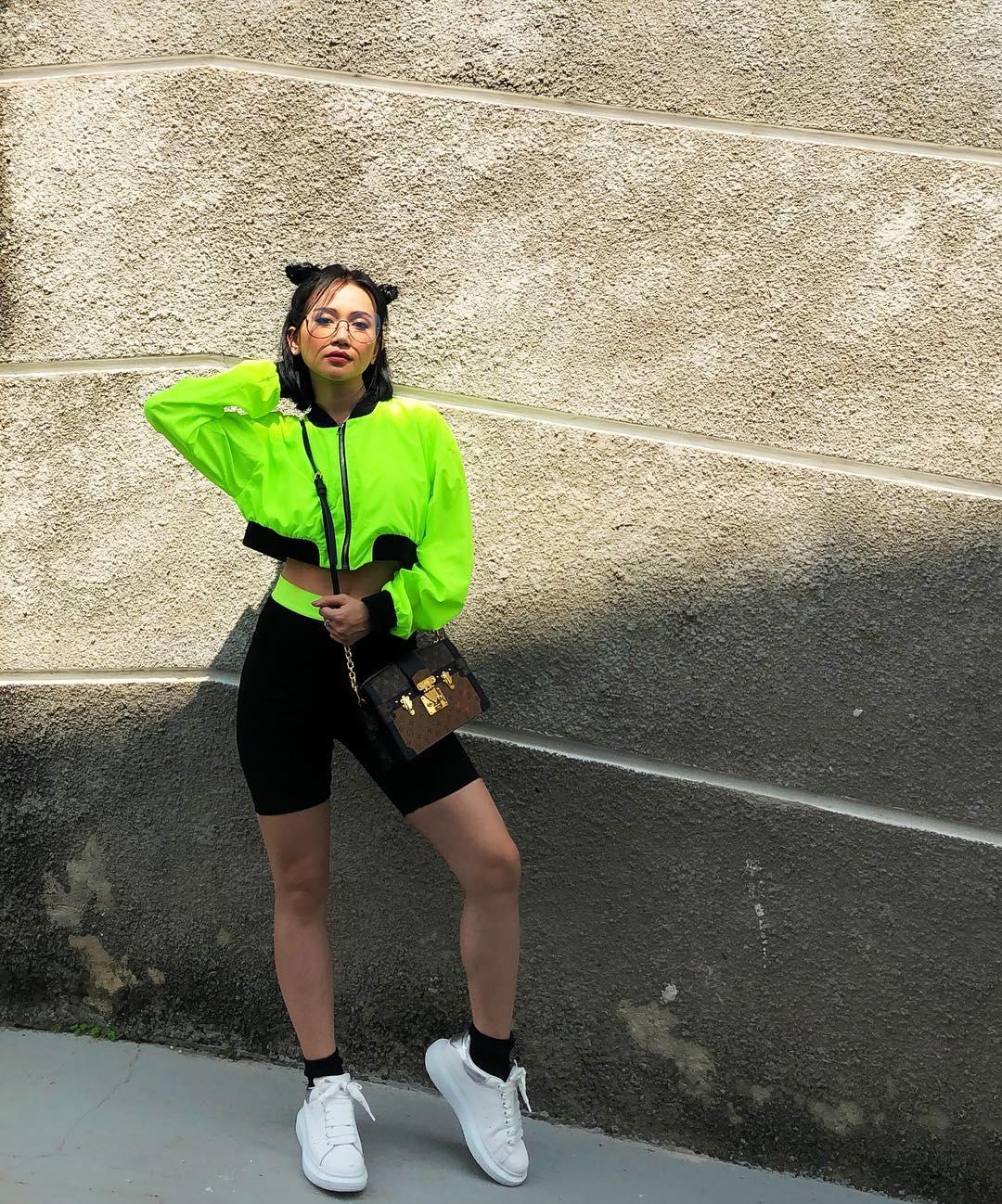 xu hướng thời trang 2019 - sĩ thanh