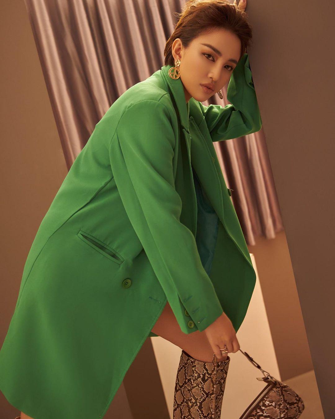 xu hướng thời trang 2019 - yumi thiên nga
