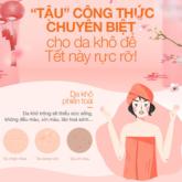 Muôn vàn bí quyết tránh tăng cân ngày Tết của sao Việt