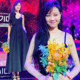 Gong Hyo Jin diện đầm Valentino nhận giải Daesang đầu tiên trong sự nghiệp