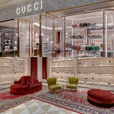 Gucci chào đón cửa hàng mới tại Tràng Tiền Plaza