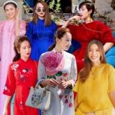 Street style rực rỡ đầu xuân của dàn mỹ nhân và fashionista Việt