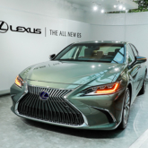 Lexus Việt Nam chính thức giới thiệu NX 300 phiên bản 2020