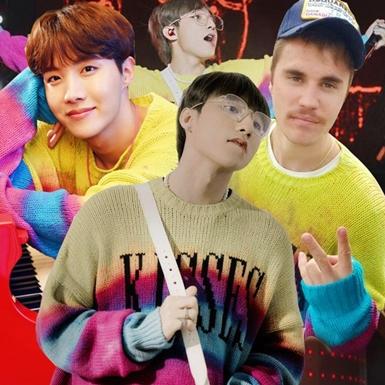 """Mới đầu năm, Sơn Tùng M-TP đã """"đụng hàng"""" Justin Bieber và J-Hope (BTS)"""