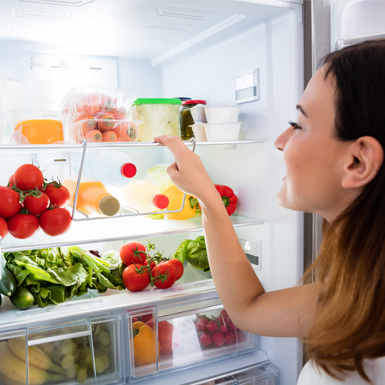 Cách bảo quản thực phẩm ngày Tết an toàn