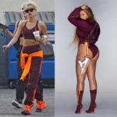 """Hailey Bieber dẫn đầu xu hướng với """"nguyên cành"""" adidas x IVY PARK sắp sửa ra mắt"""