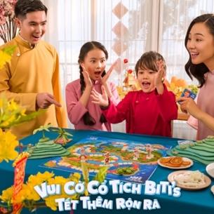 Cờ cổ tích: Truyền cảm hứng dân gian đến trẻ em Việt Nam
