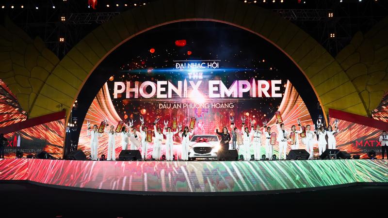 đại nhạc hội phoenix empire 1