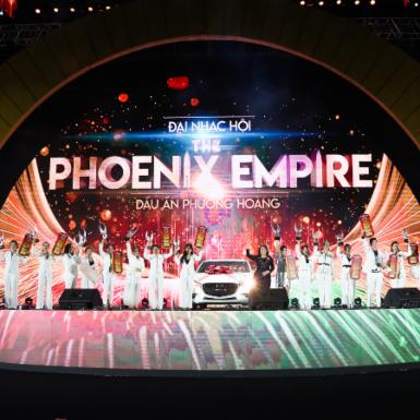 Đàm Vĩnh Hưng, Hà Anh Tuấn, Hoàng Thùy Linh cùng dàn sao Việt chào năm với đại nhạc hội hoành tráng