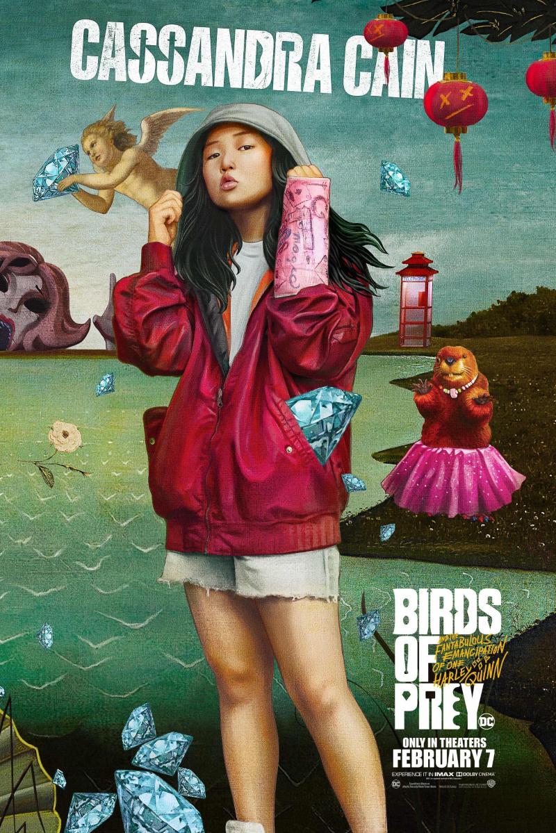 dàn đả nữ trong birds of grey 7
