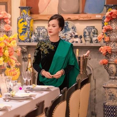 """NSND Lê Khanh học làm phụ nữ kiểu mẫu xứ Huế thượng lưu từ nhân vật có thật trong """"Gái già lắm chiêu 3"""""""