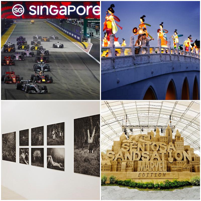 lịch trình singapore 9