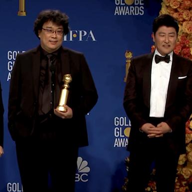 Điện ảnh châu Á để lại nhiều dấu ấn tại Quả cầu Vàng 2020