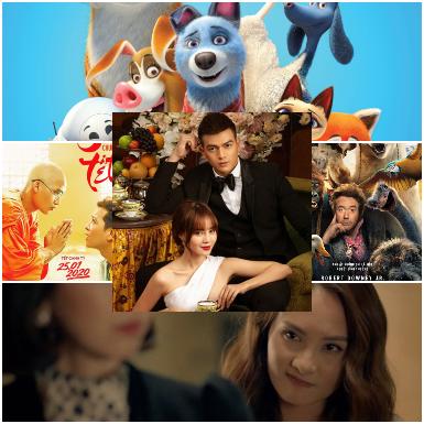 Mùa phim Tết 2020 có gì hấp dẫn?