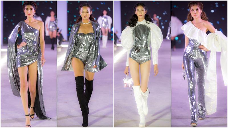 show thời trang của nk ivan trần 17