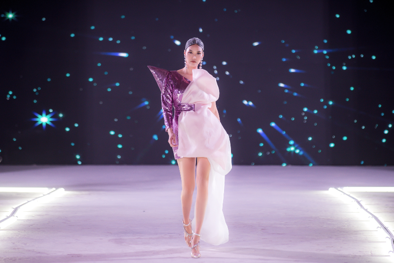 show thời trang của ntk ivan trần 18
