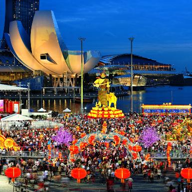 Hóa ra Singapore không hề chán như lời đồn khi mà có quá nhiều thứ để khám phá