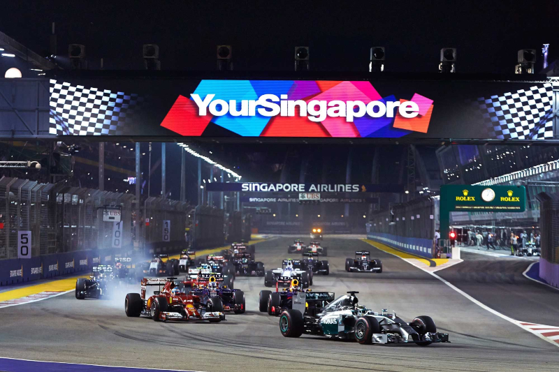 singapore - formular 1