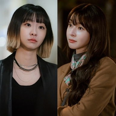 """Xem """"Itaewon class"""", học ngay kiểu tóc làm nên vẻ đẹp của hai bóng hồng bên cạnh Park Seo Joon"""
