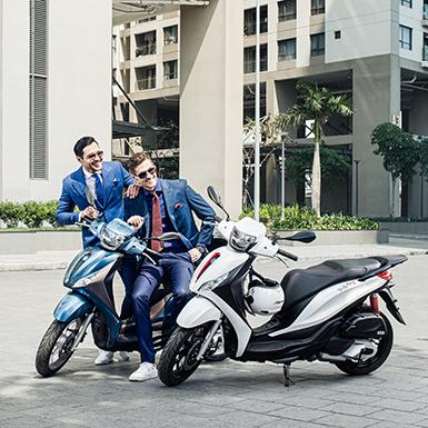 Piaggio Việt Nam ra mắt Medley 2020 nhiều công nghệ tiện ích mới