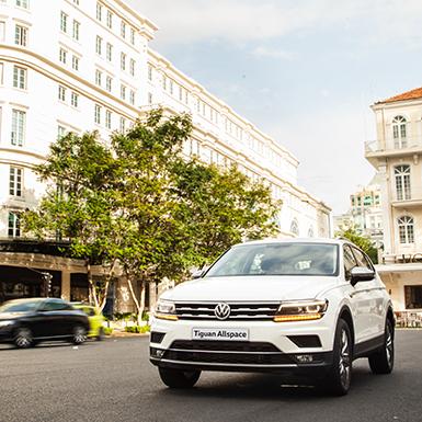 Volkswagen ra mắt Polo 2020 và khuyến mãi cho Tiguan Allspace, Passat