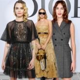 """Cara Delevingne bất ngờ diện đầm """"bánh bèo"""", nổi bật tại show diễn của Dior"""