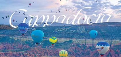 Cappadocia: Thành phố ngầm trong lòng núi