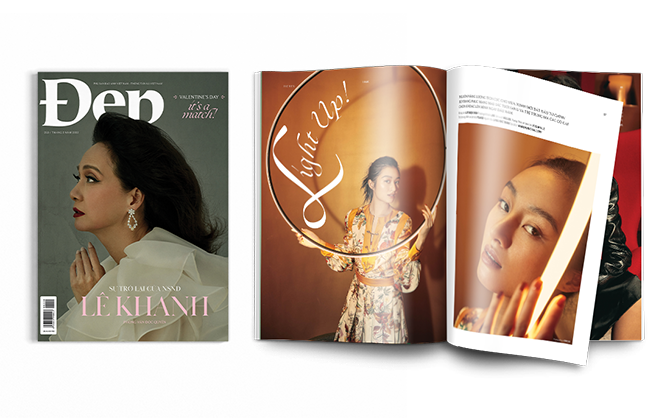 Tạp chí Đẹp số tháng 2