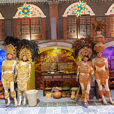 Khám phá văn hóa 11 vùng đất Philippines ngay tại Manila bằng cách độc đáo này