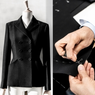 Áo khoác Bar – Biểu tượng của vẻ đẹp nữ tính trường tồn