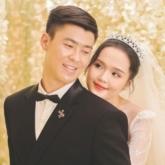 Chung Thanh Phong thực hiện trang phục cưới cho cặp đôi Duy Mạnh – Quỳnh Anh chỉ trong 1 tuần