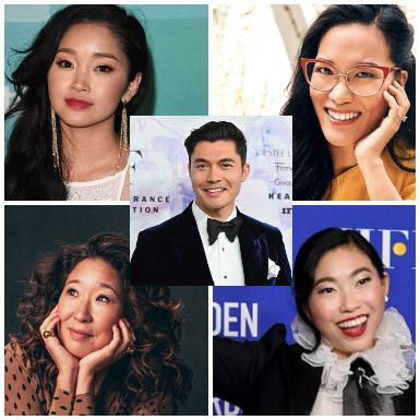 Sự trỗi dậy của những minh tinh gốc Á tại Hollywood